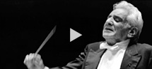 Baritone Thomas Hampson talks about the profound effect that Leonard Bernstein had on helping him and others become better musicians.