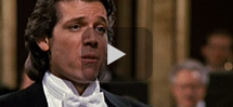 Baritone Thomas Hampson on working with Leonard Bernstein.